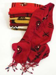 Mud Cloth Scarf/Sash [New]