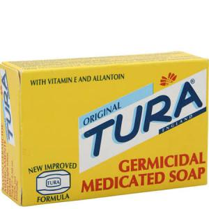 Tura Germicidal Medicated Soap 2.5oz